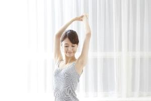 肩甲骨エクササイズのやり方