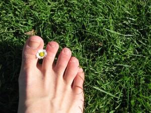 足の甲が痛い原因5つ
