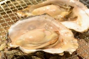 髪に良い栄養素[亜鉛]は牡蠣に豊富に含まれる