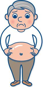 長生きできる体型はちょい太め太り過ぎの危険度