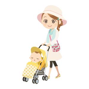 産後ダイエット成功法のポイント散歩