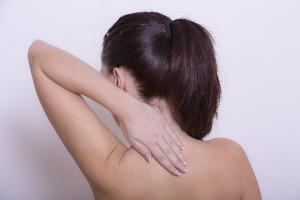 粉瘤は頭・顔・首・耳の裏・肩・背中にできやすい