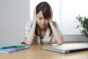 会社の環境は嫌われ恐怖症を発症する、ととても厳しい環境