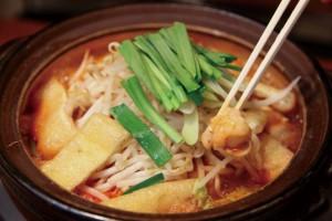 インフルエンザ予防、キムチは発酵食品だし身体を温めるしおすすめ