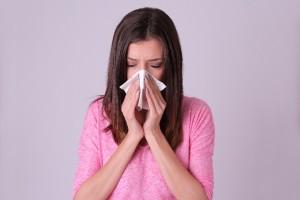 鼻水が透明なら風邪でなくアレルギー症状