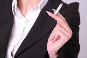 妊娠初期の喫煙