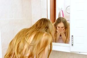 洗顔時に顔を叩く顔たたき美容法