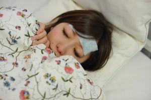 妊娠初期の風邪に注意