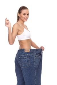 急激に体重を落とすと無月経になる事がある