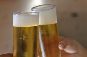 ビールなどのアルコール飲料も全体的に利尿作用が強い飲み物