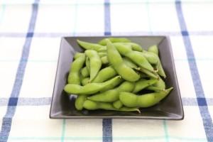 アルコールの分解を促す食品:枝豆