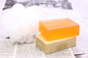 皮脂汚れを取ることで加齢臭を抑制します
