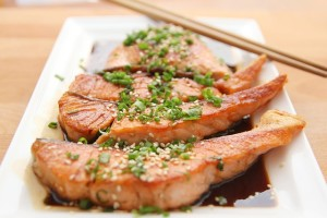 生理前は魚料理がおすすめ