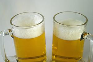 利尿作用のあるアルコール
