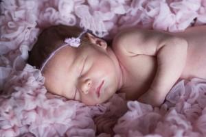 妊娠2か月の赤ちゃん