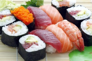 日本食が注目されると共に海苔が世界へ!!