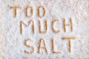 妊娠中にカップラーメンは塩分に注意