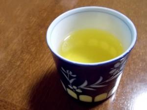 緑茶塩あわせうがいも殺菌効果がダブルでおすすめです
