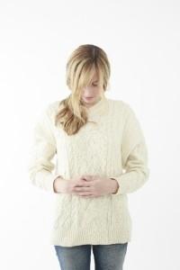妊娠中の高温期の体温低下