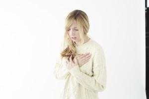 妊娠初期の胸の張りは生理前とそっくり?