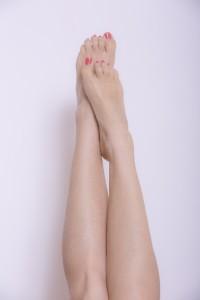 脚の太さは悩みの種