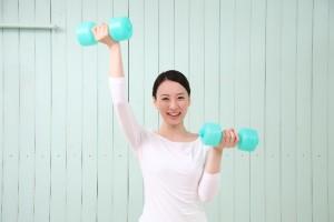 筋肉の付け方に気を付ける