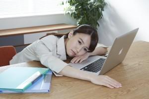 風邪をひいているとき疲れているときに口内炎になりやすい