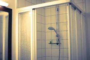 汗疹予防の基本はこまめなシャワー等で皮膚を清潔にすること