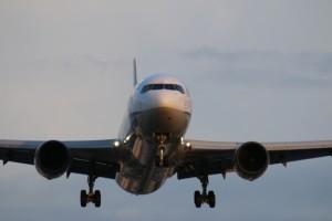 妊娠中の飛行機搭乗