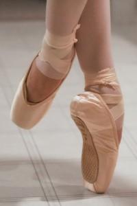 バレエのエクササイズ
