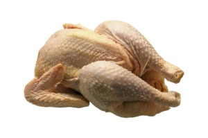 鶏肉でも適切に扱わないと食中毒になる