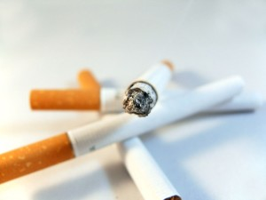 妊娠判明したら禁煙がすすめられています