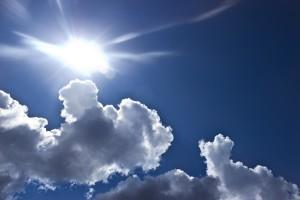 8月の上旬の平均気温が31度ほど