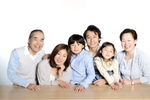 妊婦と暮らす家族