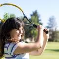 妊娠初期にテニスをしても大丈夫?妊娠初期にしても問題がない運動が知りたい!
