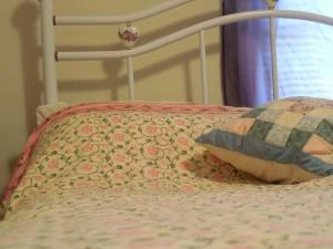 妊娠中の寝方はシムス体位