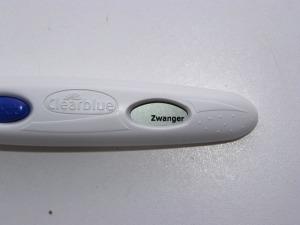 妊娠初期の妊娠検査薬