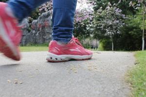 子宮筋腫合併妊娠で大切な散歩