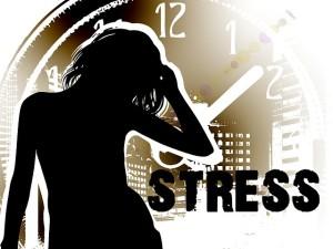 ストレスが左後頭部痛をおこさせることもある