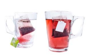 暖かい飲みもので妊娠中の凝り解消