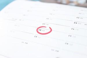 妊娠のための排卵日の計算