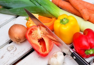 美白に効く食べ物は緑黄色野菜
