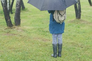 梅雨時のムレで水虫になってるかも