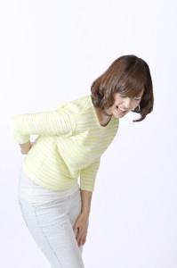 生理前の腰痛の原因はなに?
