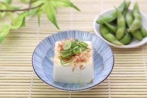 排卵期の体調不良緩和のために豆腐
