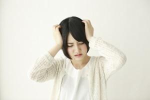 原因不明の多汗症の多くはストレスが原因