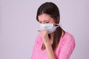 マスクはのどを乾燥から守る