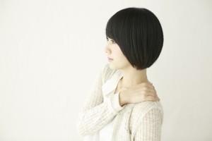 妊娠初期のニキビや吹き出物を防ぐには肩こりを解消