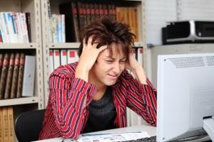 急性胃腸炎の原因としてストレスがあるとよく言われる