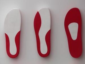 靴底の減り方で健康チェック